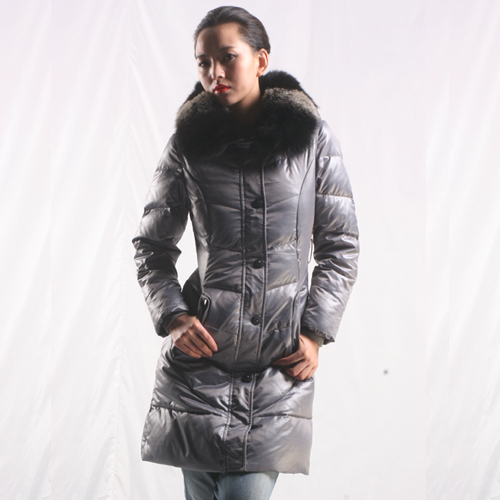 WOMEN'S DOWN COAT